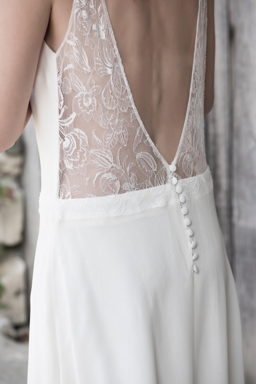 boutique Au Fil d'Élise, robe de mariée Paris